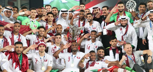 Sau World Cup 2022, Qatar hoan tat xin dang cai Asian Cup 2027 hinh anh 1