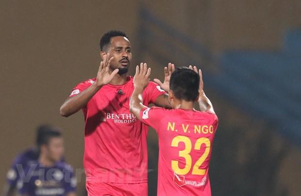 Nhin lai V-League 2020: Ha Noi bi 'soan ngoi' va 5 diem nhan dang nho hinh anh 2
