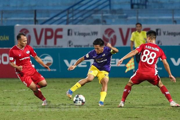 Ha Noi FC: Thay gi tu 'nha vua' bi truat ngoi vi thong tri V-League? hinh anh 2