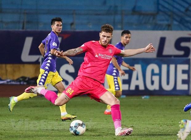 Chuyen nhuong V-League: Cac CLB nhon nhip mua sam truoc mua giai moi hinh anh 1