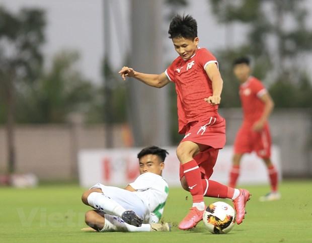 VCK U17 Cup Quoc gia 2020: Buoc tien manh me cho bong da tre Viet Nam hinh anh 1