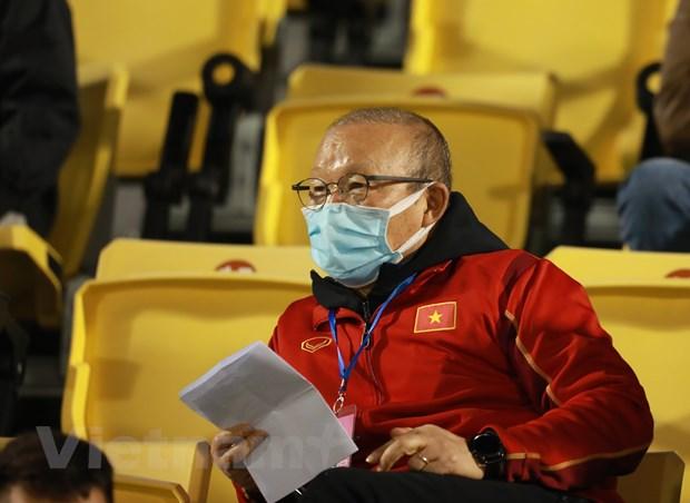 HLV Park Hang-seo tro lai tu Han Quoc, don Tet Nguyen dan tai Viet Nam hinh anh 1