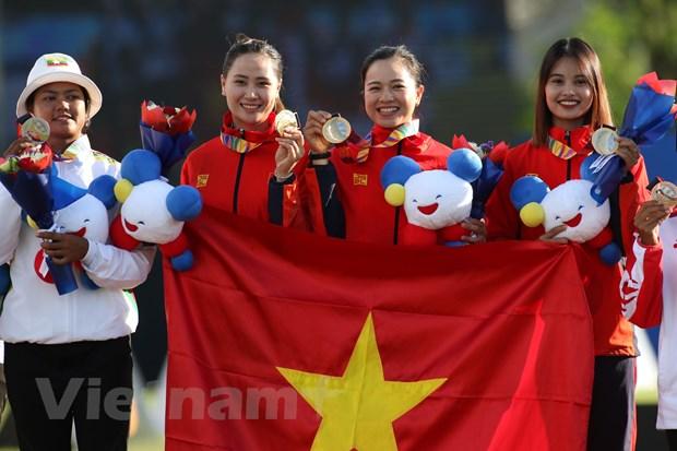 The thao Viet Nam dat muc tieu top 3 tai SEA Games 31 hinh anh 2