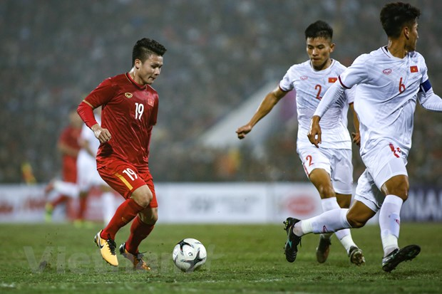 Doi tuyen Viet Nam se da vong loai World Cup 2022 vao dau thang Sau hinh anh 1