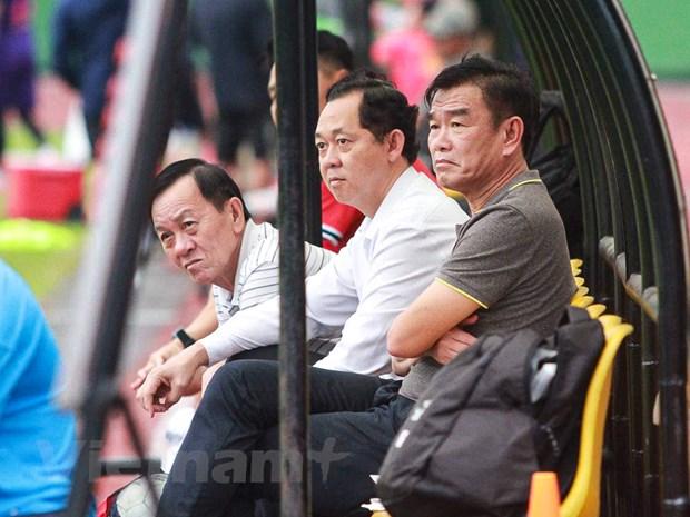 CLB Binh Duong: Cho the luc cu troi day voi tan HLV Phan Thanh Hung hinh anh 3