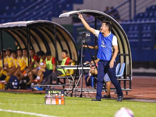CLB Binh Duong: Cho the luc cu troi day voi tan HLV Phan Thanh Hung hinh anh 2