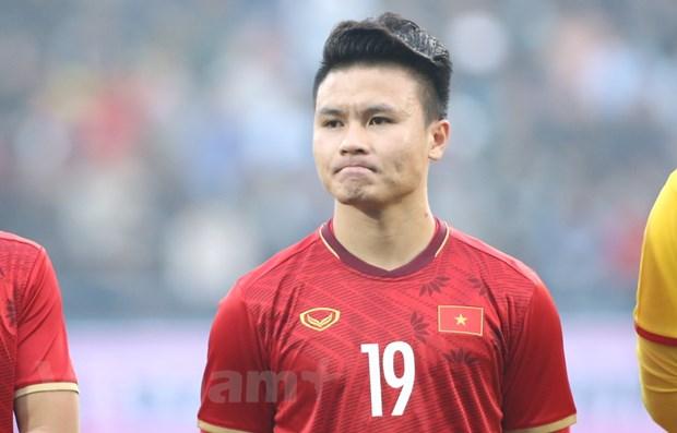 Quang Hai: 'Duoc an bua com Tet voi gia dinh la dieu am ap nhat' hinh anh 3