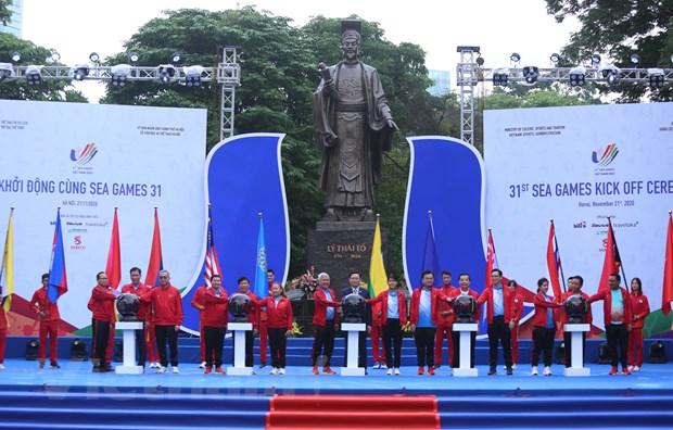 The thao Viet Nam hua hen se bung no trong nam Tan Suu hinh anh 3