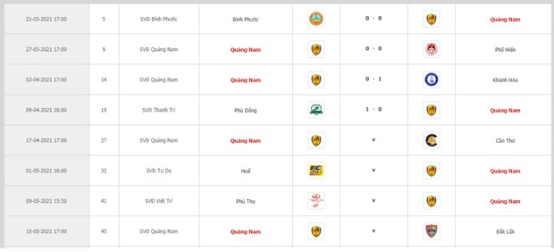 HLV Duong Hong Son thay Nguyen Thanh Cong dan dat CLB Quang Nam hinh anh 2
