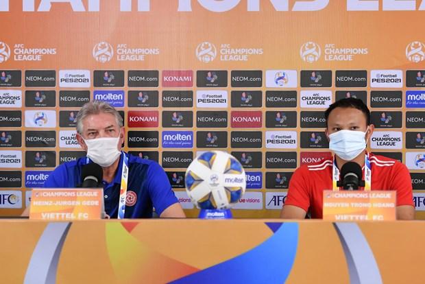 Viettel quyet thang doi thu Thai Lan de di tiep o AFC Champions League hinh anh 1