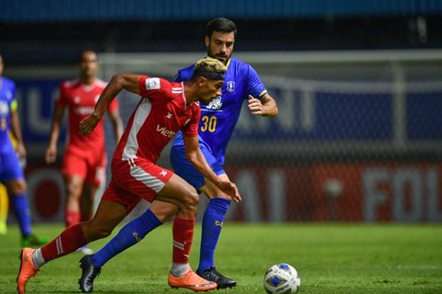 Viettel de doi thu tu Thai Lan 'loi nguoc dong' o AFC Champions League hinh anh 1
