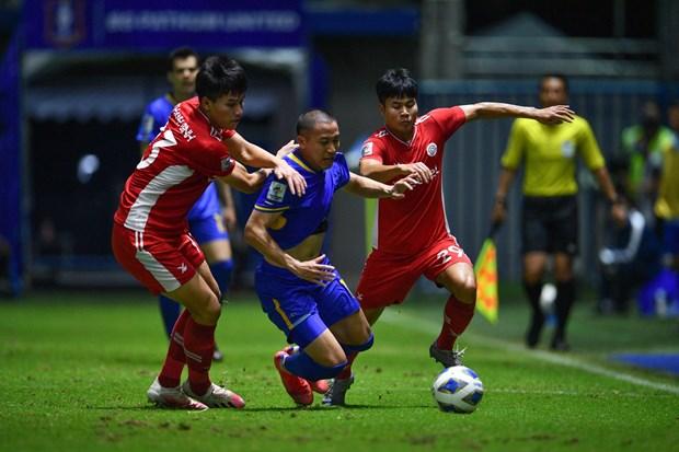 Viettel de doi thu tu Thai Lan 'loi nguoc dong' o AFC Champions League hinh anh 3