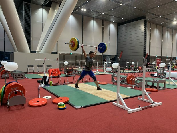Olympic Tokyo: Doan the thao Viet Nam chu dong phong dich COVID-19 hinh anh 2