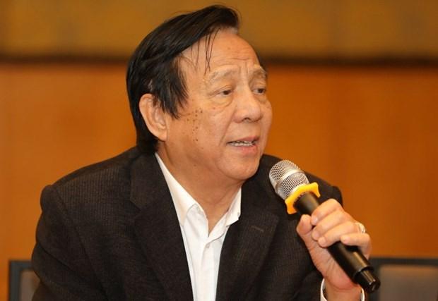Nguyen pho chu tich Lien doan bong da Viet Nam Ngo Tu Ha qua doi hinh anh 1