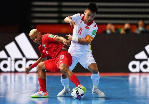 Danh bai Panama, tuyen futsal Viet Nam nhan thuong nong 500 trieu dong hinh anh 1