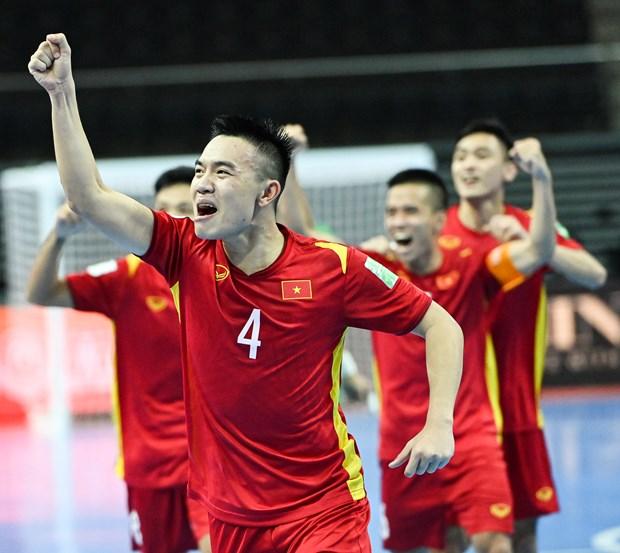 Tuyen futsal Viet Nam nhan thuong 1 ty dong sau thanh tich an tuong hinh anh 1