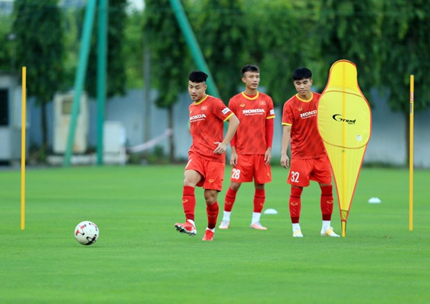 Chot dia diem thi dau vong loai U23 chau A 2022 cua tuyen Viet Nam hinh anh 1