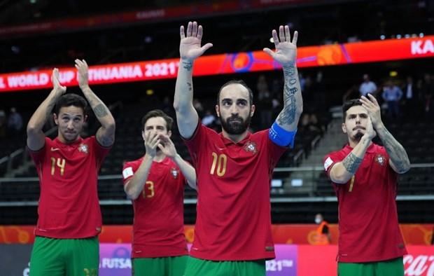 Lich thi dau tu ket Futsal World Cup 2021: Chau A chi co 1 dai dien hinh anh 1
