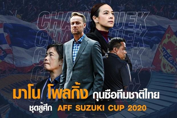 Thai Lan bo nhiem tan huan luyen vien, quyet dau Viet Nam o AFF Cup hinh anh 1