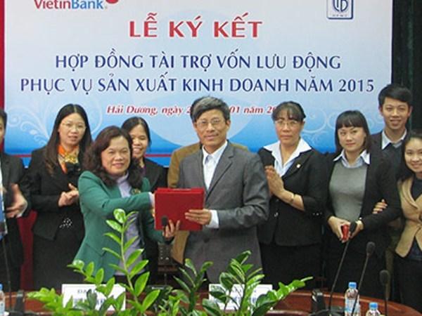 VietinBank tai tro 200 ty dong cho Cong ty Che tao Bom Hai Duong hinh anh 1