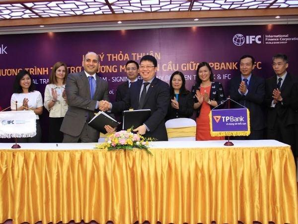 IFC cung cap 10 trieu USD cho TPBank ho tro doanh nghiep hinh anh 1