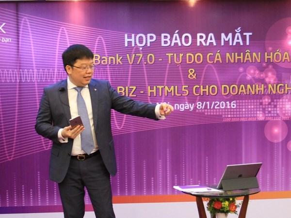 TPBank ra mat phien ban eBank danh cho doanh nghiep va ca nhan hinh anh 1