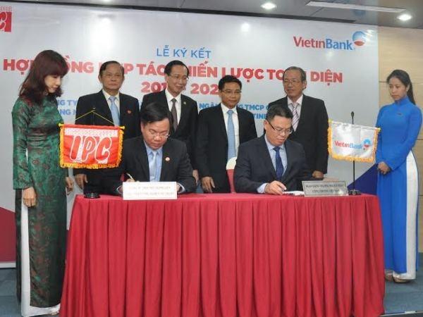 VietinBank tai tro goi trai phieu 2.000 ty dong cho Tan Thuan IPC hinh anh 1