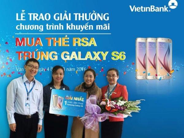 Them bao mat, them han muc voi the RSA cua VietinBank iPay hinh anh 2
