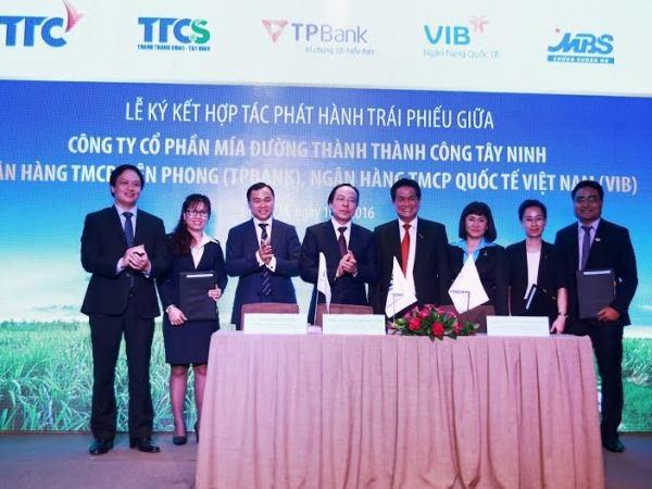 TPBank, VIB dau tu trai phieu vao Mia duong Thanh Thanh Cong Tay Ninh hinh anh 1