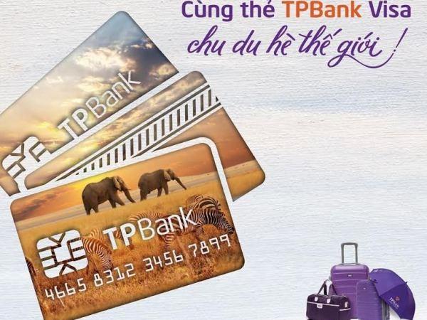 Chi tieu the tin dung TPBank co co hoi du lich nuoc ngoai hinh anh 1