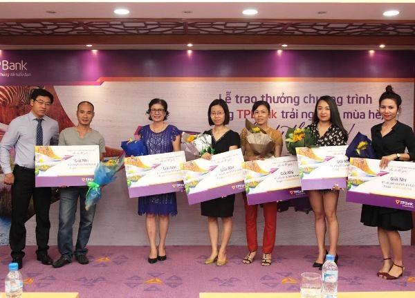 TPBank trao thuong khach hang may man trung du lich nuoc ngoai hinh anh 1