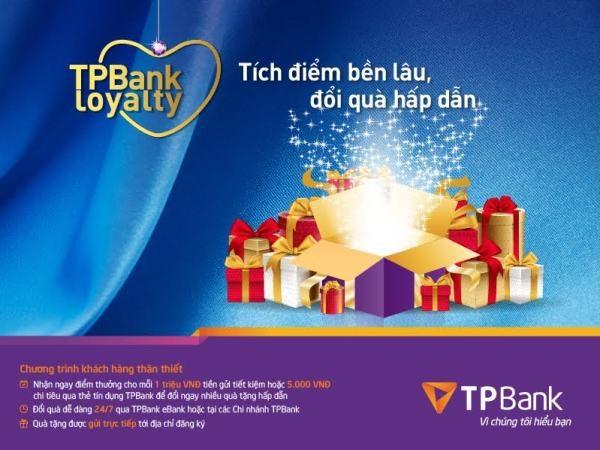 Tich diem thuong nhan qua voi chuong trinh TPBank Loyalty hinh anh 1
