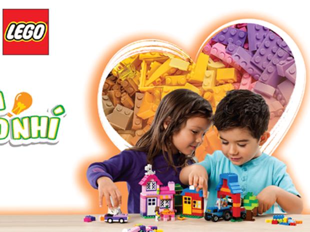 "VIB phoi hop voi LEGO to chuc cuoc thi ""Nha sang tao nhi"" hinh anh 1"