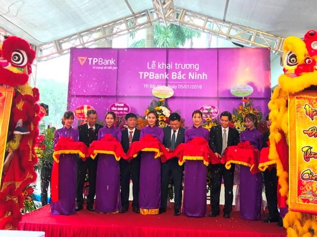 TPBank khai truong chi nhanh moi tai tinh Bac Ninh hinh anh 1