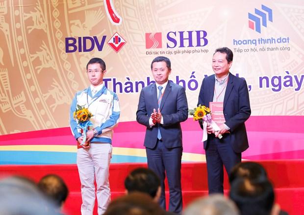 BIDV tai tro 1.919 ty dong cho cac doanh nghiep tai Nghe An hinh anh 1