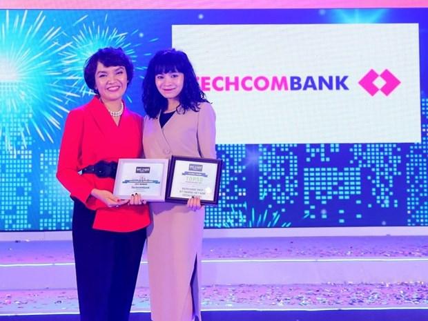 Techcombank dung thu 2 trong khoi ngan hang co noi lam viec tot nhat hinh anh 1