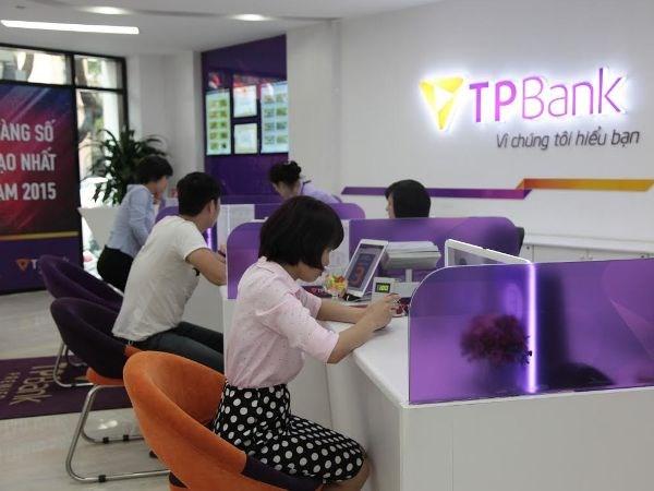 TPBank: Loi nhuan truoc thue trong quy 1 tang 2,4 lan so voi cung ky hinh anh 1