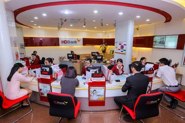 Loi nhuan truoc thue cua ngan hang HDBank dat 2.884 ty dong hinh anh 1