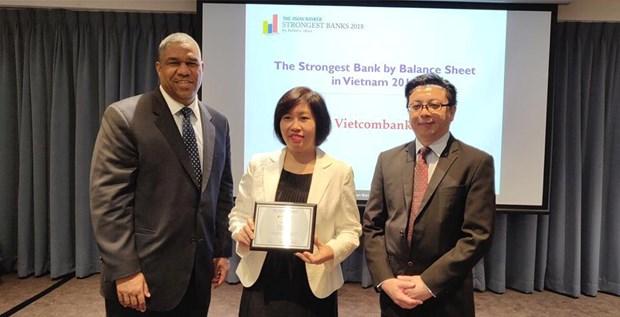 Vietcombank duoc The Asian Banker trao giai Ngan hang manh nhat hinh anh 1