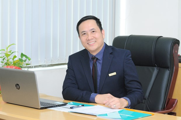 Ong Ha Huy Cuong thoi giu chuc Pho Tong giam doc ABBANK hinh anh 1
