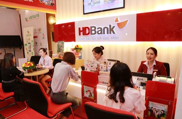 HDBank dat giai 'Ngan hang ban le tieu bieu nam 2018' hinh anh 1