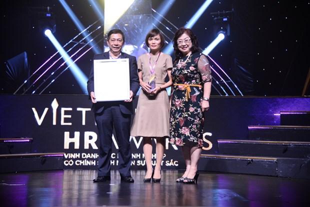 VietinBank duoc vinh danh tai giai thuong Vietnam HR Awards 2018 hinh anh 1