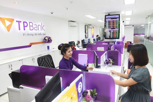 TPBank nhan giai thuong Ngan hang SME phat trien nhanh nhat hinh anh 1