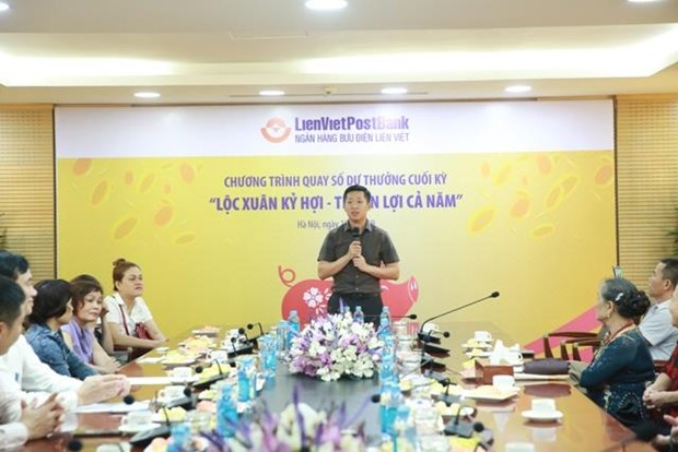 """Chuong trinh """"Loc xuan Ky Hoi thuan loi ca nam"""" thu hut 18.180 ty dong hinh anh 1"""