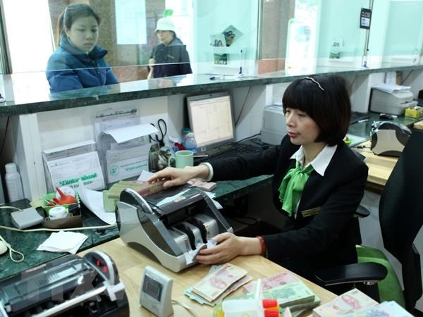 Loi nhuan truoc thue cua Vietcombank dat 5.878 ty dong trong quy 1 hinh anh 1
