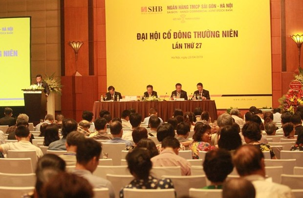 Ngan hang Sai Gon-Ha Noi tang von dieu le len 17.570 ty dong hinh anh 1
