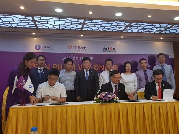 TPBank ra mat cho doanh nghiep vay online khong tai san dam bao hinh anh 1