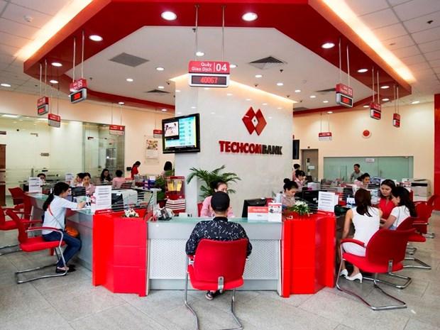 Loi nhuan truoc thue cua Techcombank dat 5.700 ty dong hinh anh 1