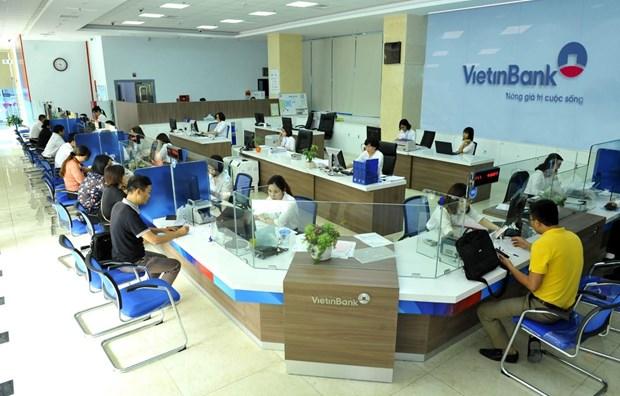 "VietinBank giam lai suat cho vay nham ""tro luc"" cho cac doanh nghiep hinh anh 1"