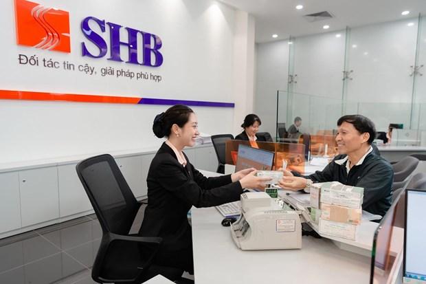 Loi nhuan truoc thue cua SHB dat 1.560 ty dong, tang 52% hinh anh 1
